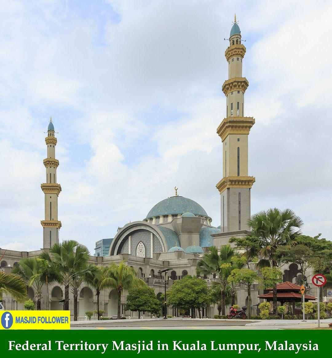 Masjid in Malaysia Mosque, Beautiful mosques, Masjid