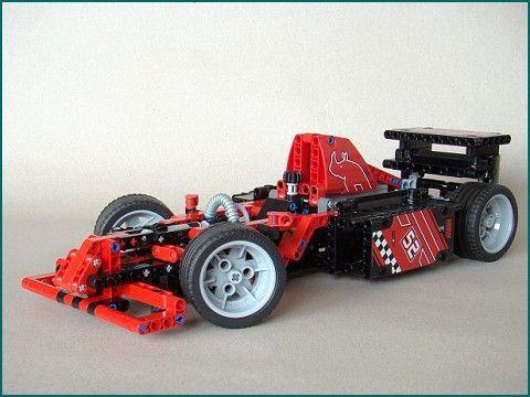 Lego Technic 42041 Formula 1 C Model Building Instructions Pdf