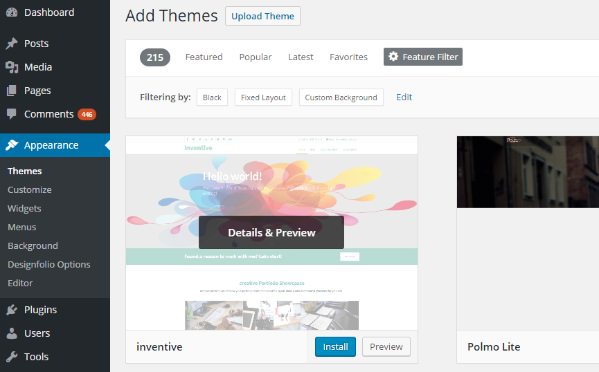 How to install and activate #Wordpress #theme ? https://blog.webhost ...