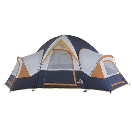 more photos 186b1 cc4fe Hillary 3 4 Person Durango 2 Room Hex Dome Tent Sports ...