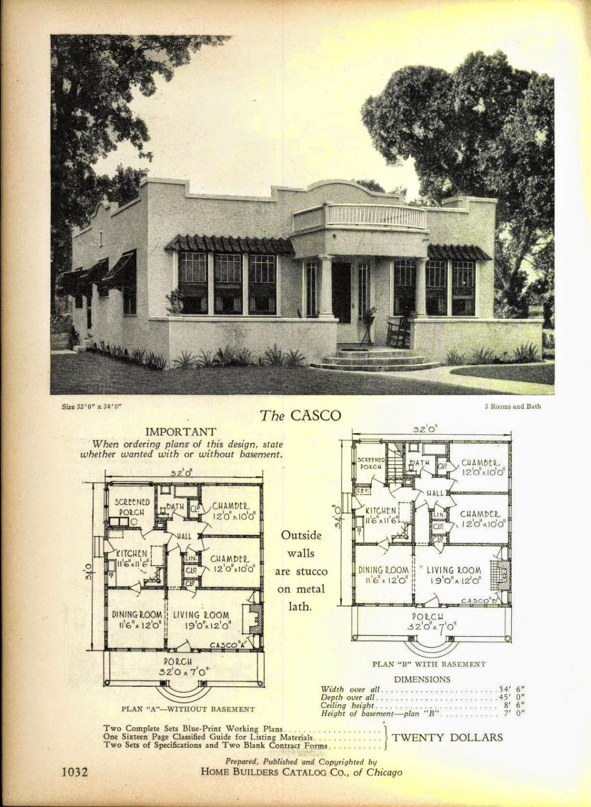 Art Moderne House Plans - Google Search