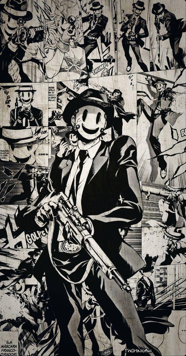 High-Rise Invasion Snipermask Wallpaper by SEG4DOR on DeviantArt