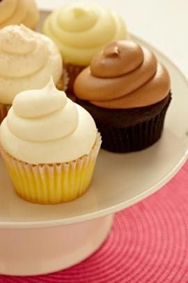Delicious Gourmet Cupcake Recipes