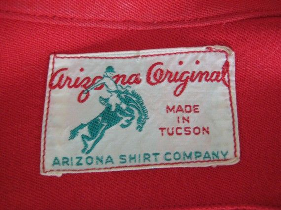 Arizona Original label