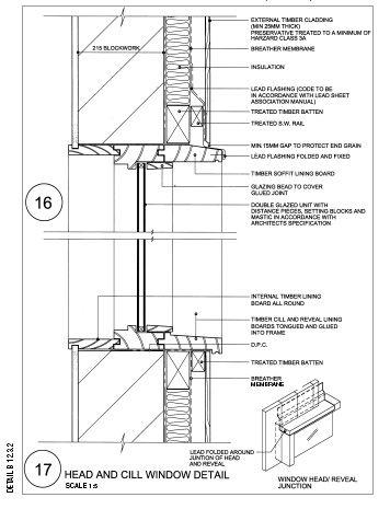 Timber Frame Window Construction Details | Nakanak org