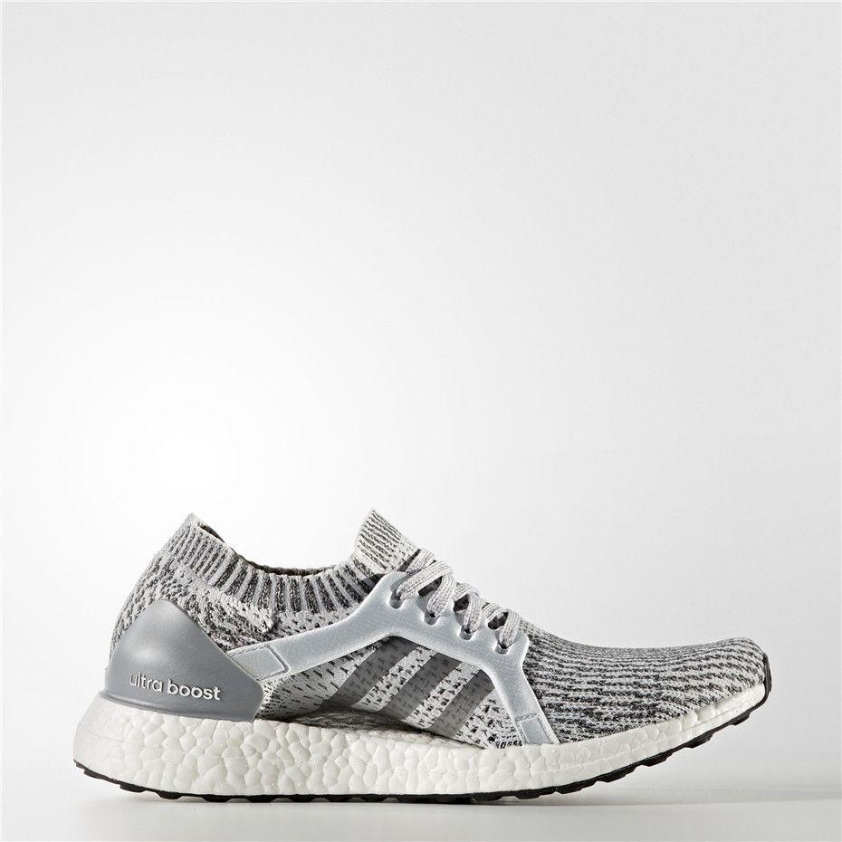 1c23401c0 Adidas UltraBOOST X Shoes (Clear Grey   Mid Grey   Solid Grey ...