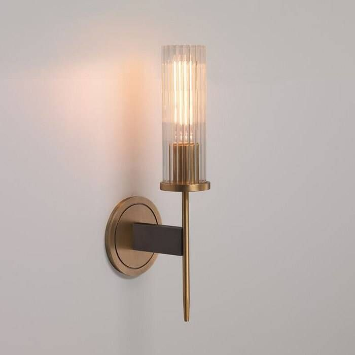 Bathroom Wall Lamp Sconce With Glass Lampshade Bedside E14 Led Wall Light Fixture For Bedroom Corridor Mirror Led Wall Fixtures In 2021 Wall Lamp Led Wall Lights Wall Fixtures Bathroom wall mount light fixtures