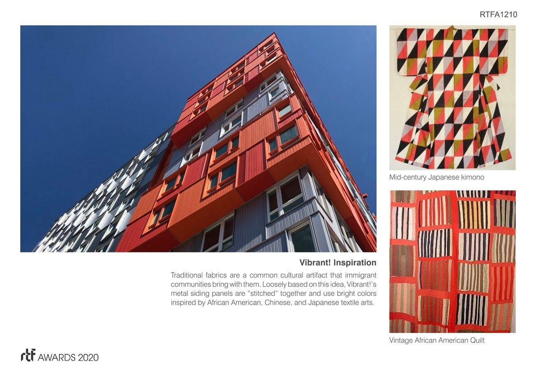 Rethinking The Future Awards 2020 Vibrant Salazar Architect Inc First Award Housing Over 5 Floors Built Architect Architecture Photography Building