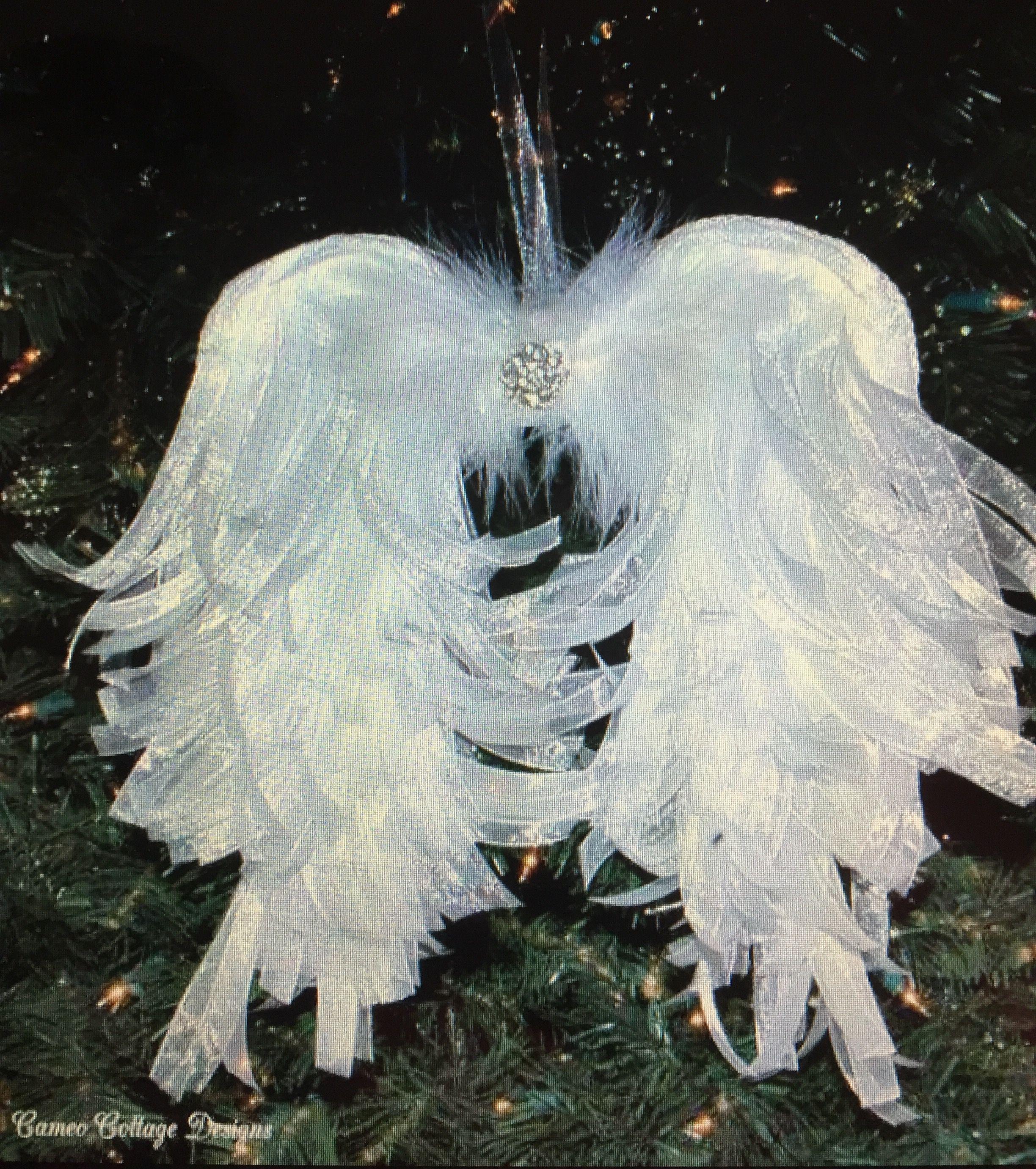15 darling christmas angel crafts Idea Box