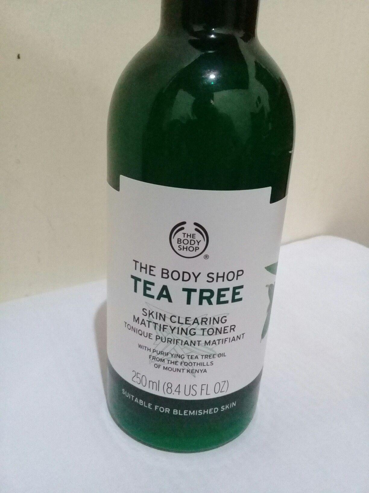 Produk Tea Tree Untuk Menghilangkan Bekas Jerawat