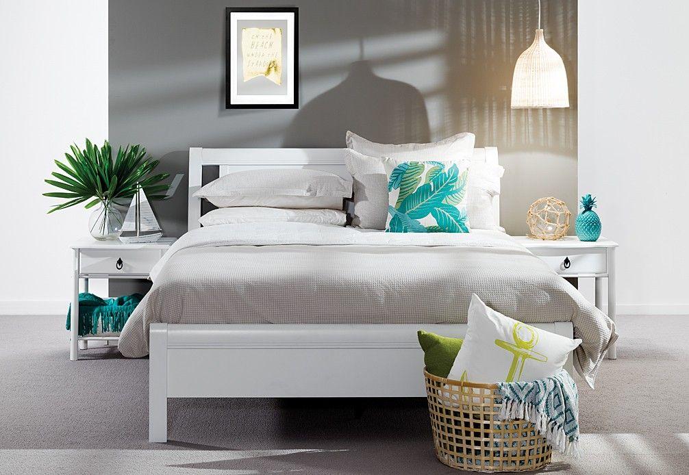 Katie 3 Piece Queen Bedroom Suite | Super Amart