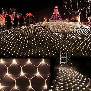 3M-2M-6M-4M-Fairy-String-Xmas-Tree-Net-Mesh-Curtain-Ceiling-Light-Outdoor-Indoor