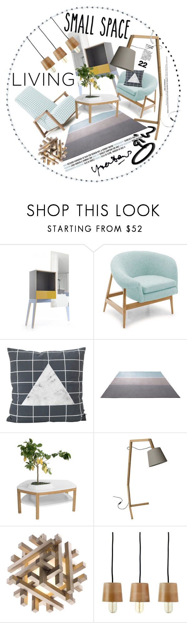 """22..."" by ian-giw ❤ liked on Polyvore featuring interior, interiors, interior design, home, home decor, interior decorating, Dansk, Joybird Furniture, Studio LileSADI and ESPRIT"