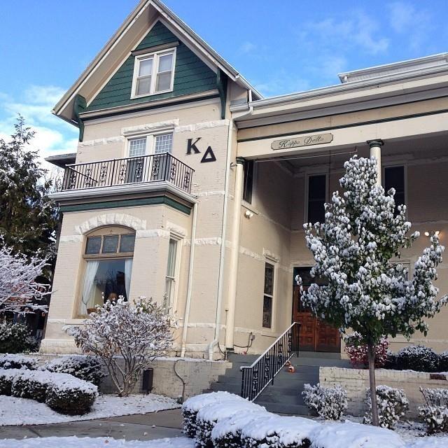 Sigma Kappa At Ohio State Sorority House Kappa Delta House Styles