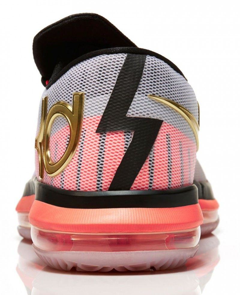 the best attitude 2b2ad df8b9 Nike KD 6 Elite   Gold. Nike KD 6 Elite   Gold Kd Shoes, Sock Shoes, Cute  ...