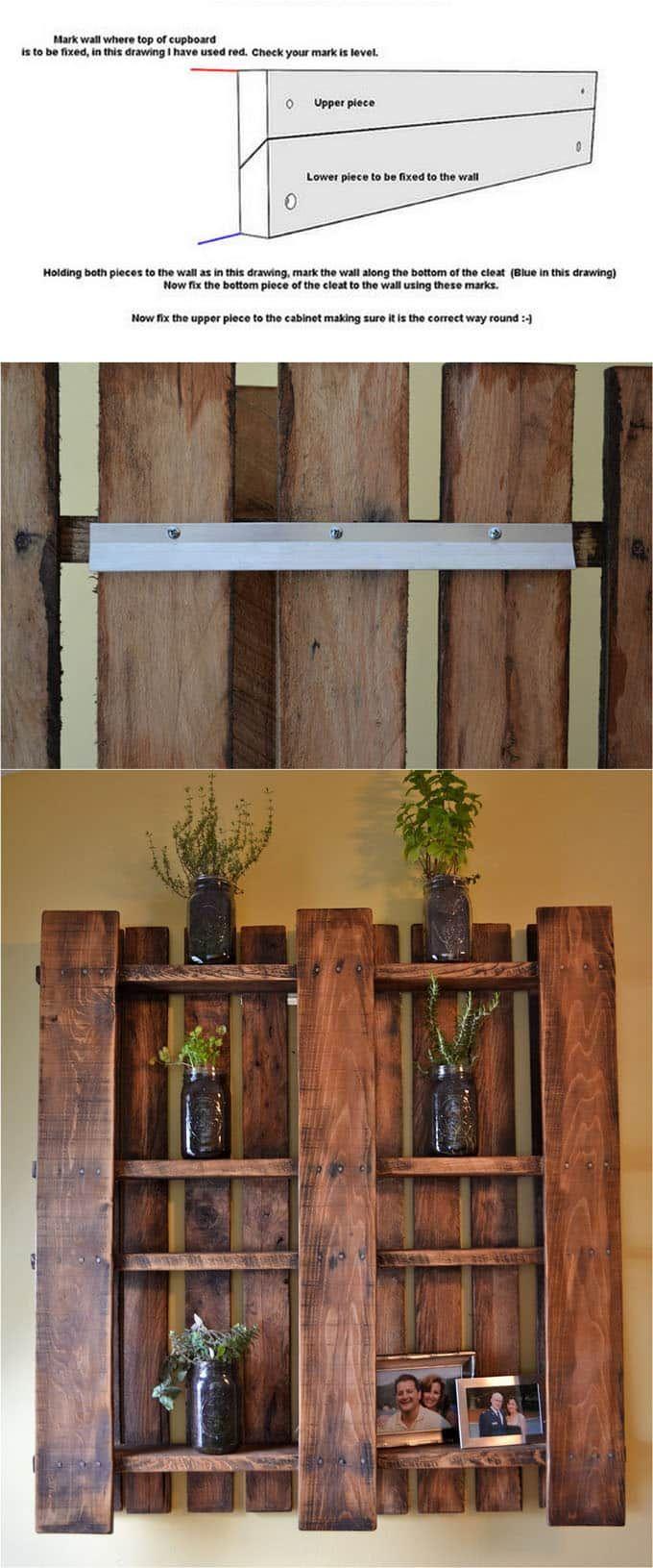 16 Easy and Stylish DIY Floating Shelves