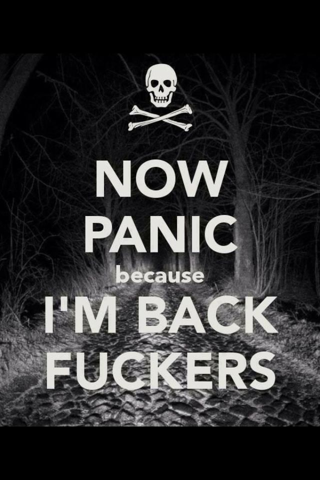 I M Back Im Back Quotes Im Back Favorite Words