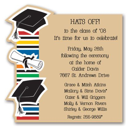 graduation party themes for 2013 – Invitation to Graduation Party