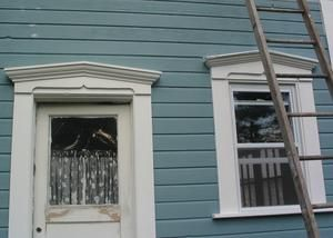 Pin By Camille Johnson Yale On Exterior House Ideas Window Trim