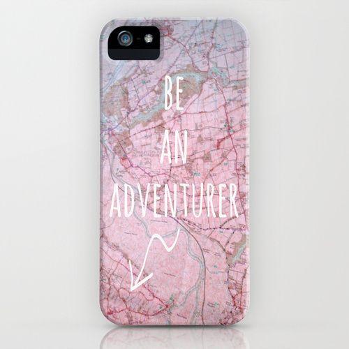Be An Adventurer iPhone Case