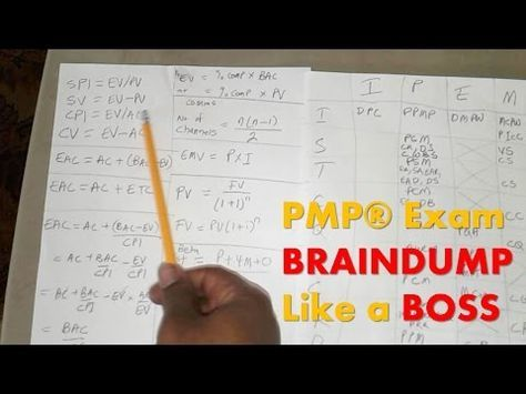 Pin On Pmp Study