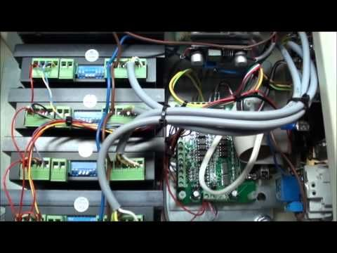 Building The Control Box For A Ox Diy Cnc Router Diy Cnc Router Diy Cnc Cnc Router
