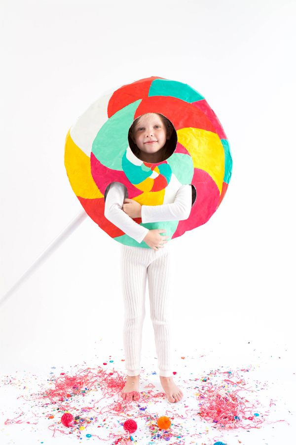 24 Awesome DIY Halloween Costume Ideas The Very Hungry Caterpillar - food halloween costume ideas