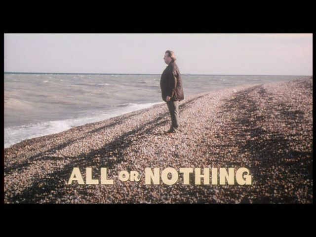 All or Nothing, 2002