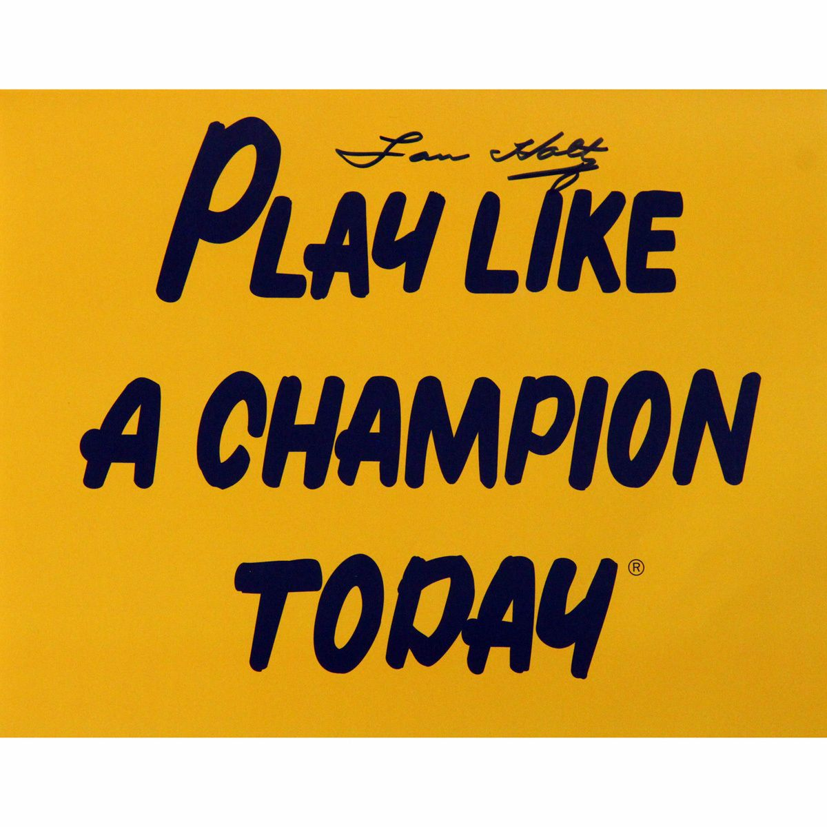 Play Like A Champion Today Wallpaper Google Search