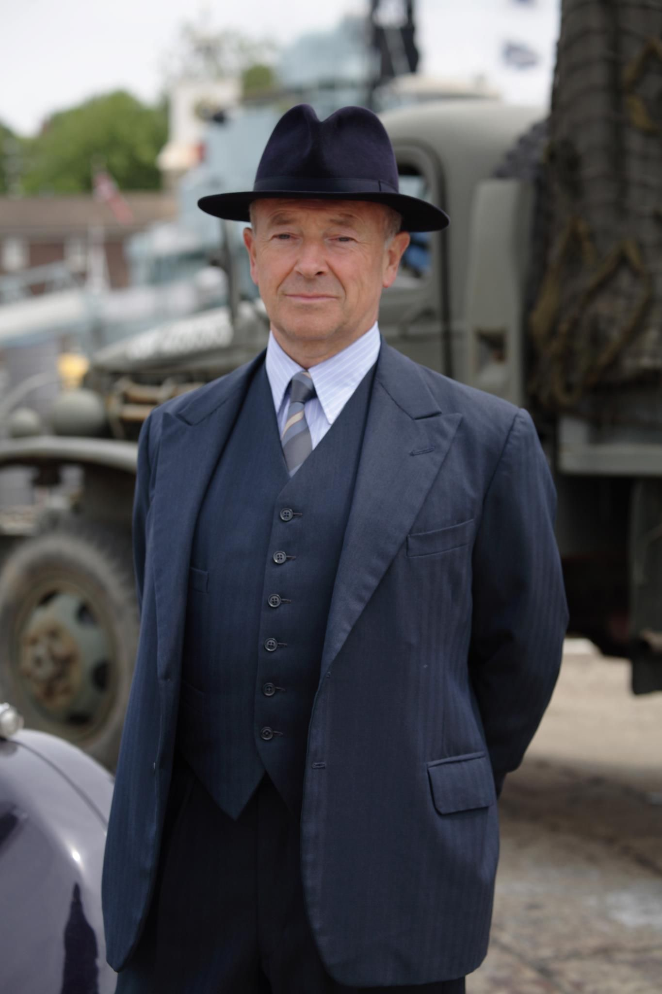 Michael Kitchen as Deputy Chief Superintendent Christopher
