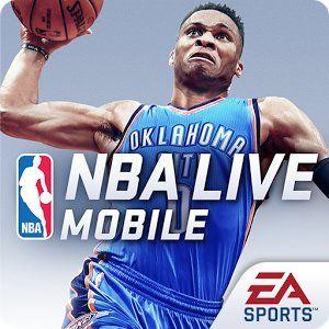 nba live mobile basketball mod apk latest version