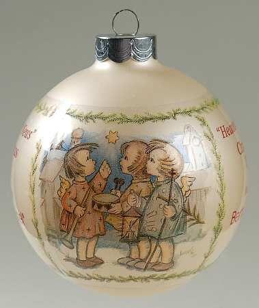 Image result for goebel hummel christmas balls | Vintage/Victorian ...