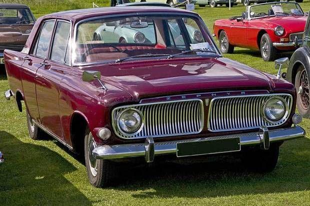 Ford Zephyr Zodiac Mk3 Ford Zephyr Classic Cars British Ford