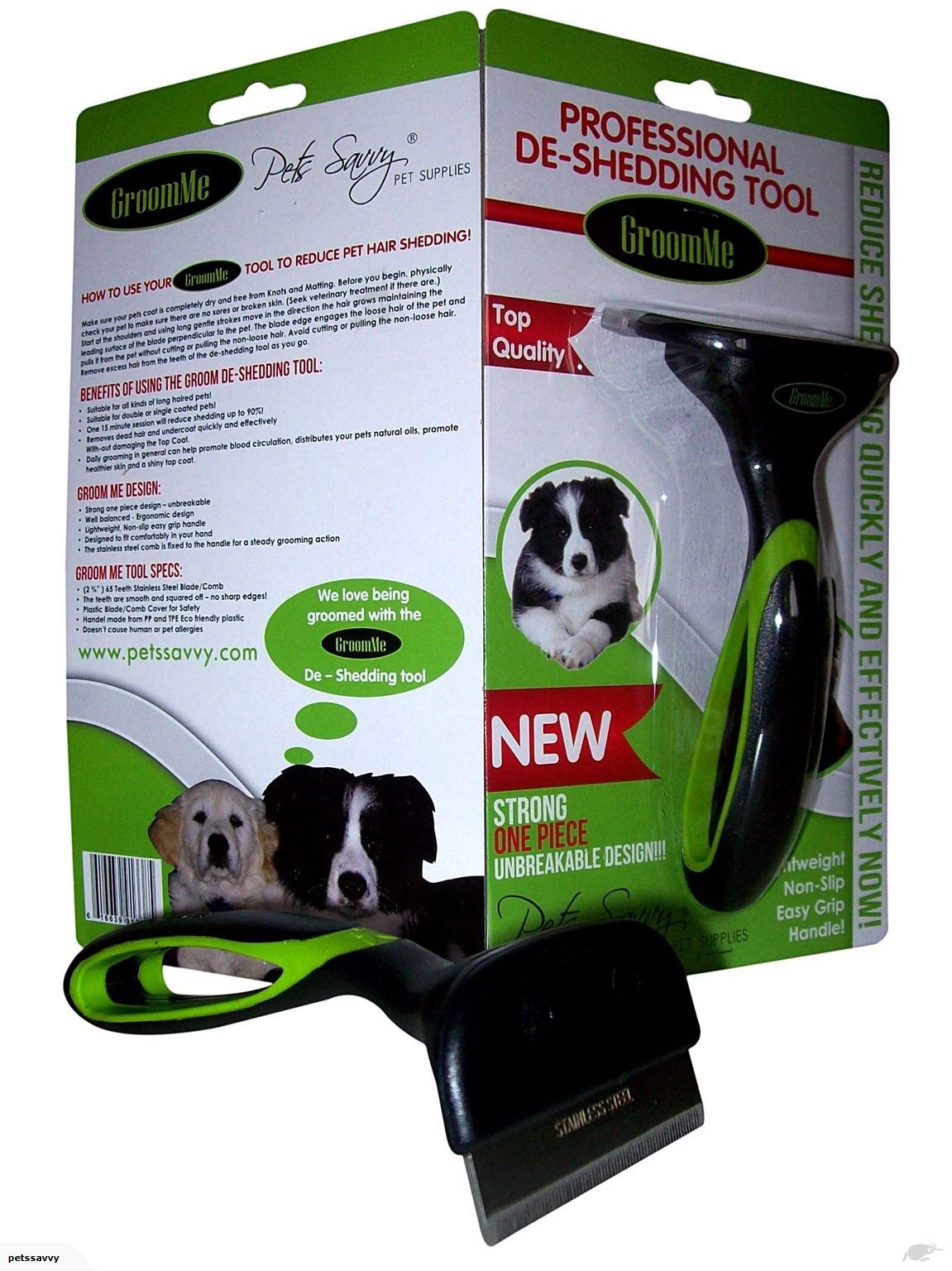 Dog Grooming Slicker Brush, For All Pets and Cat Grooming