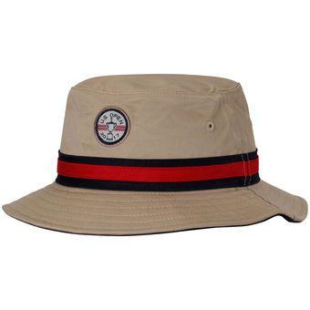 Men s Ahead Khaki 2017 U.S. Open The Nicklaus Bucket Hat  830782abc612