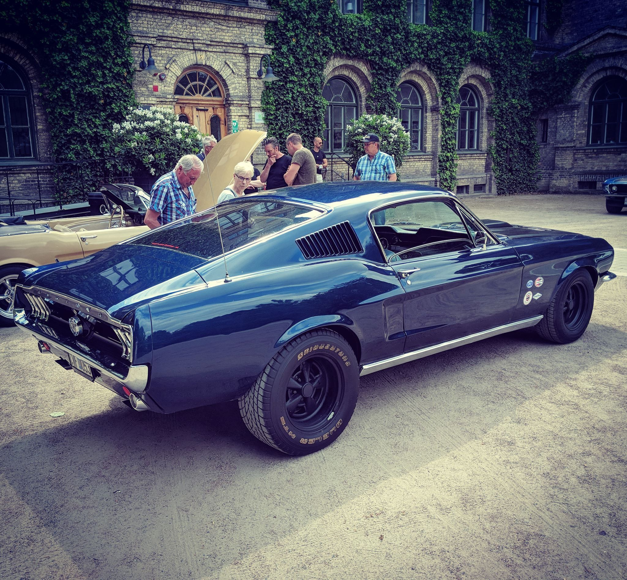 Pin By Davis On My Kind Of Mustangs Mustang Muscle Cars Classic Cars