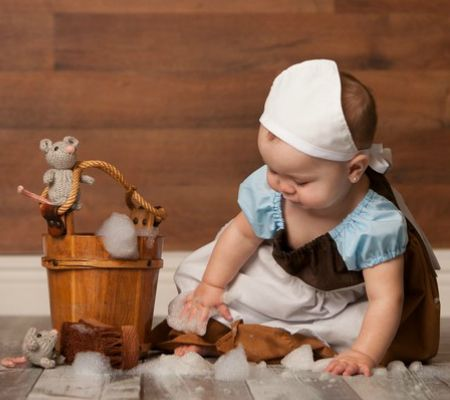 Baby Disney Portraits