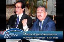 """Salvador Holguín: """"El Ministro De La Presidencia Gustavo Montalvo Vive Encarne Propia La Falta De Respeto A Las Leyes Del País"""" #Video"""