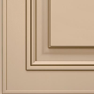 with cocoa glaze on maple one of my cabinet door color