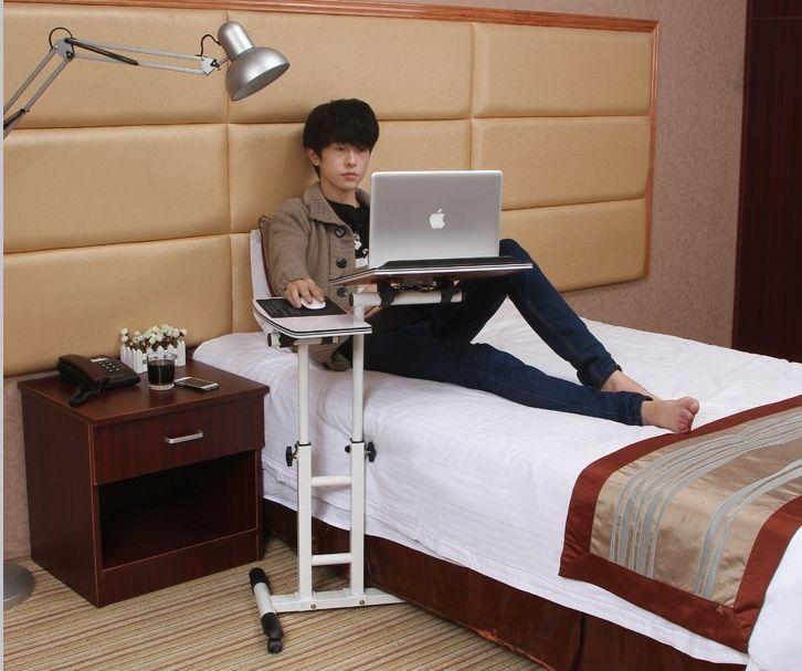 Laptop Desk Portable Laptop Mount Bedside Tables Lift Computer