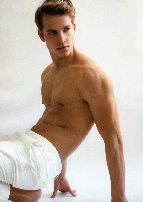 Male Model Aaron Bruckner   Male models, Guys in speedos