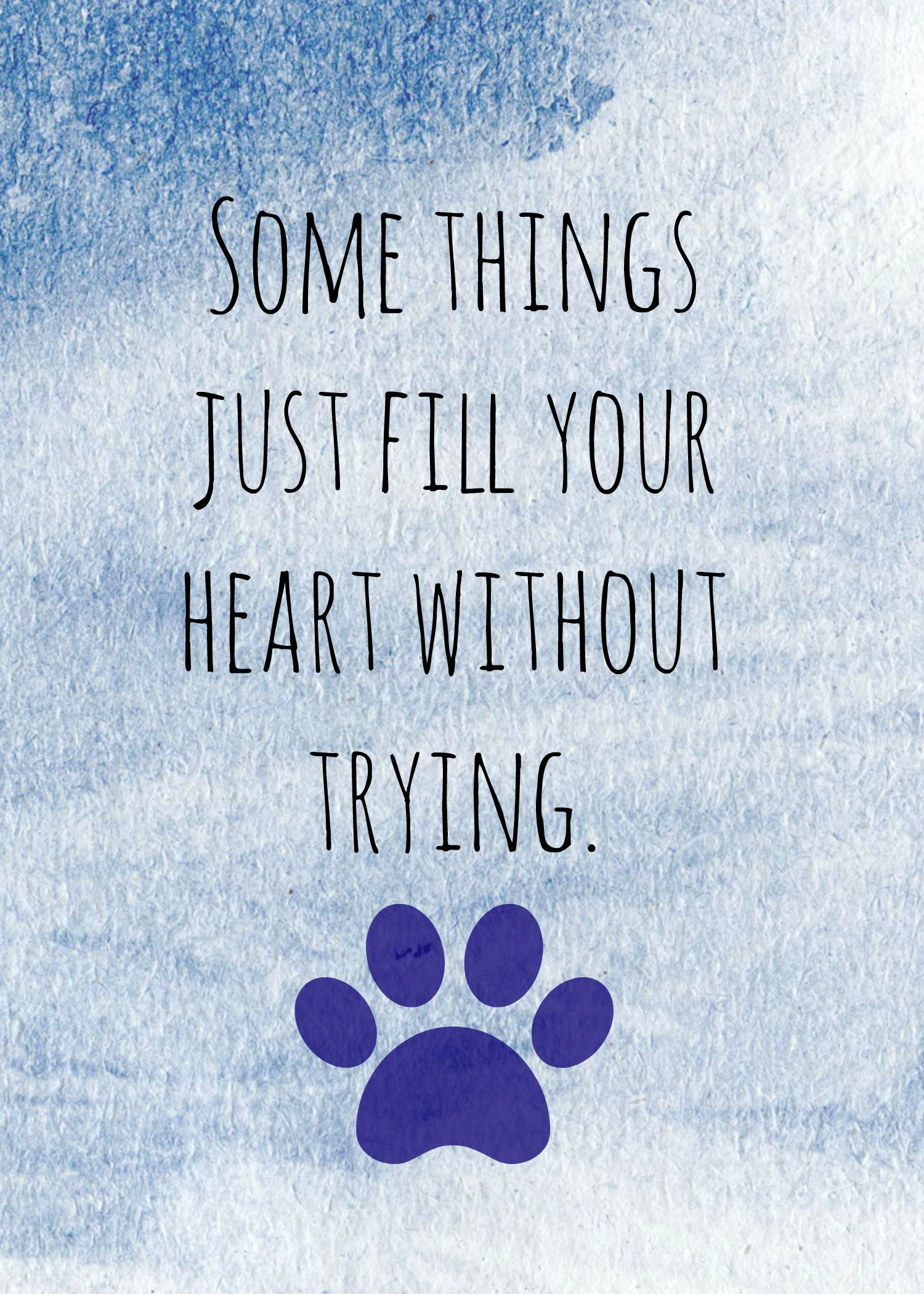 Some Things... #dog #quote #saying