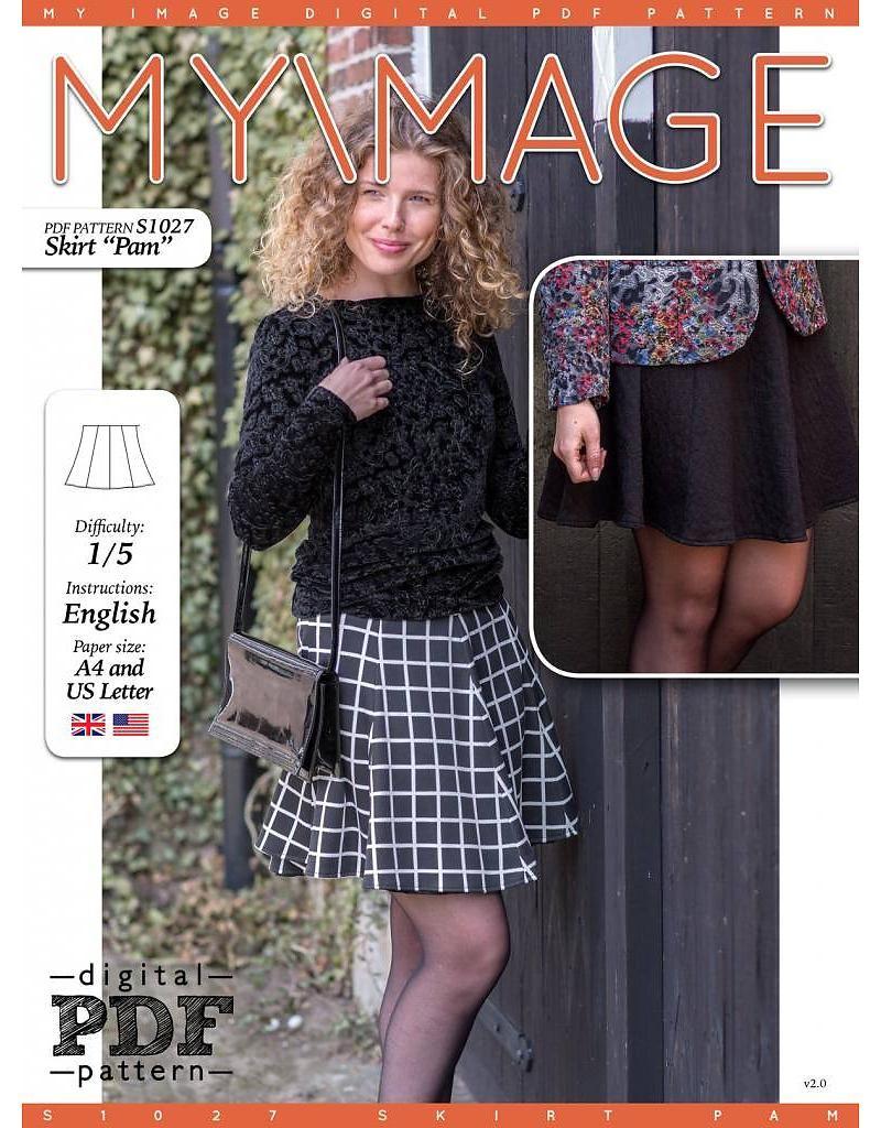 S1027 Skirt \