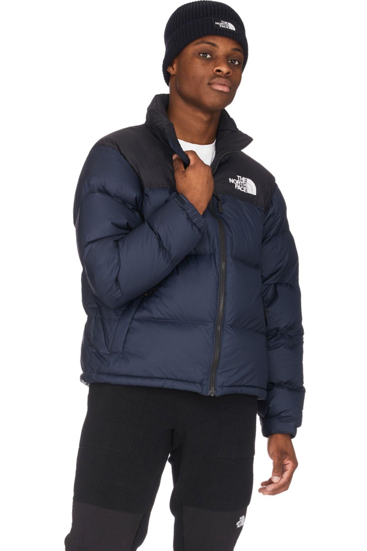 The North Face 1996 Retro Nuptse Jacket Urban Navy Jackets North Face Puffer Jacket Men S Coats Jackets