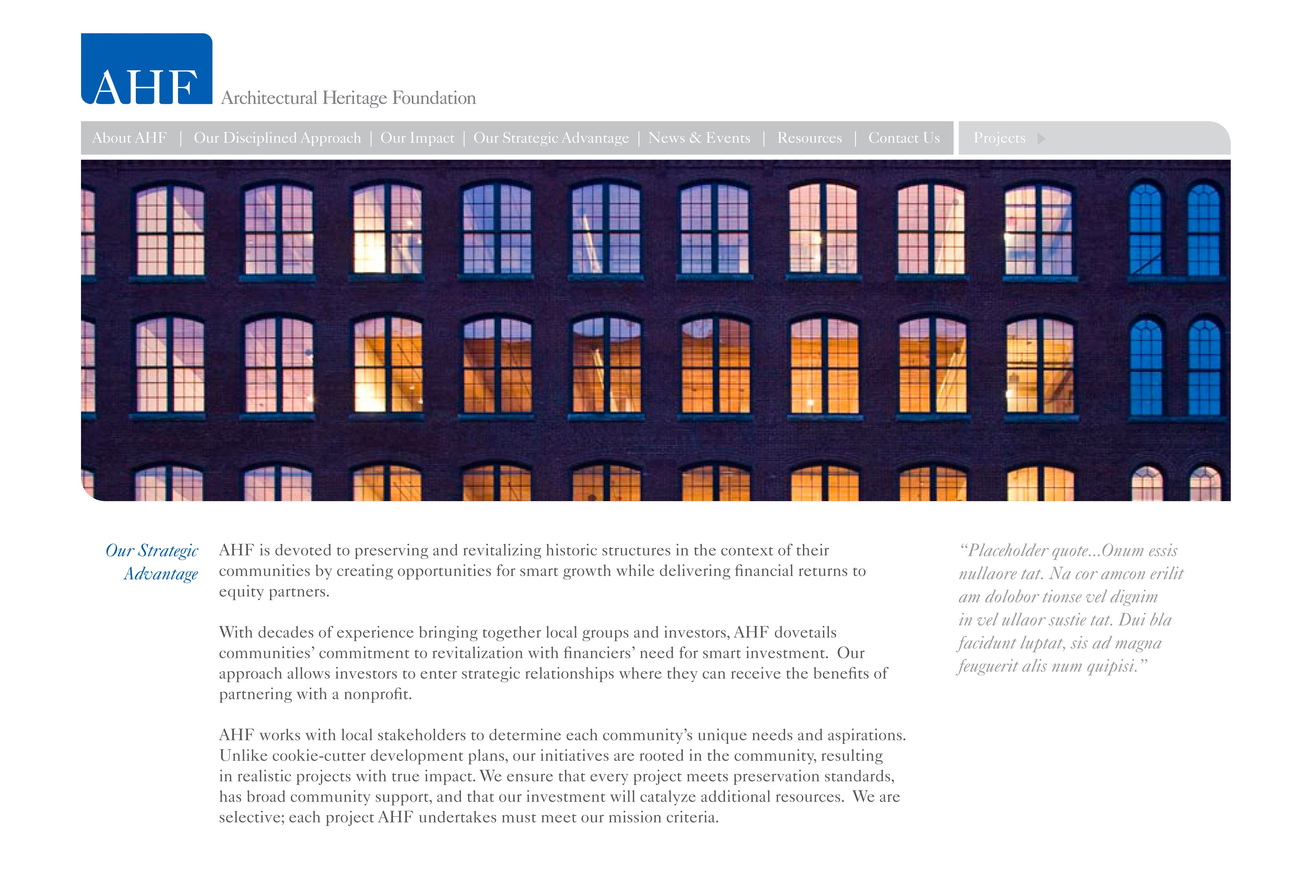 Inspirational Architectural Heritage Foundation