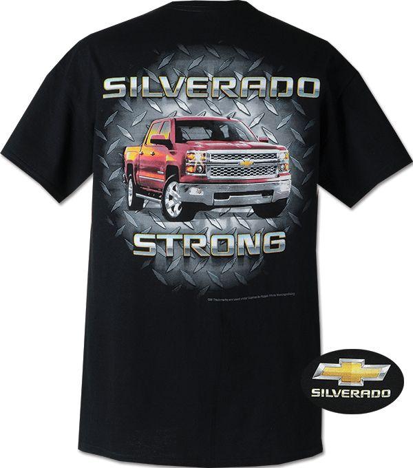 Silverado Strong T Shirt Shirts T Shirt Cool Outfits