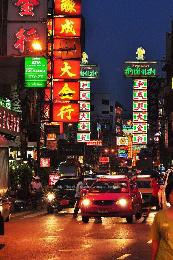 China Town, Bangkok, Thailand