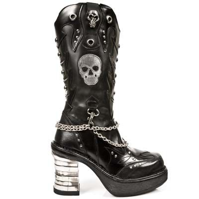Sexy gothic boots