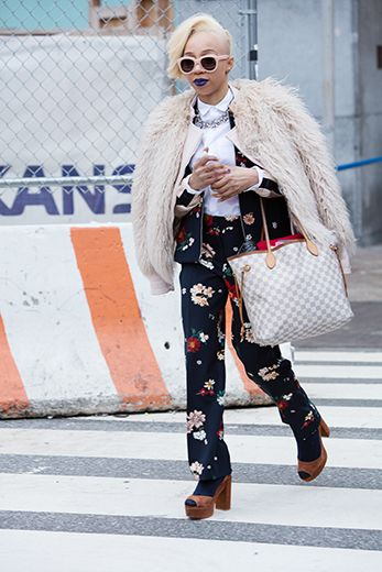 New York Fashion Week, FW/16 - These Are the 100 Street Style Looks That Reigned Supreme in 2016