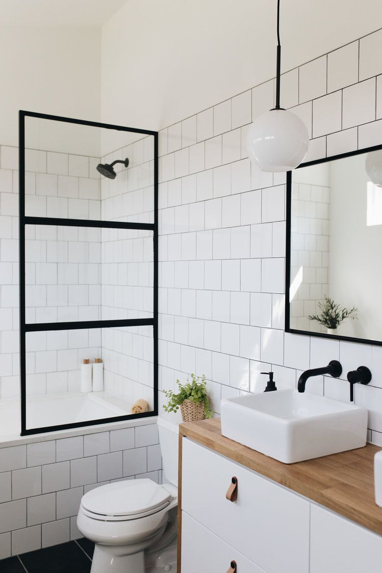 Photo of Our bathroom addition reveal + tips on choosing a builder — Mountainside Home